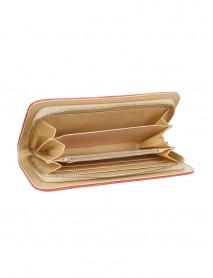 Червено дамско портомоне -чантичка