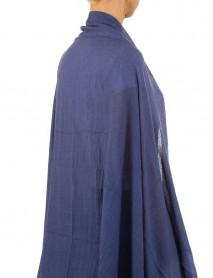 Дамски шал в светлосиньо
