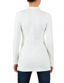 Дамско сако в бяло