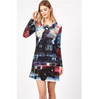 Ежедневна дамска туника-рокля